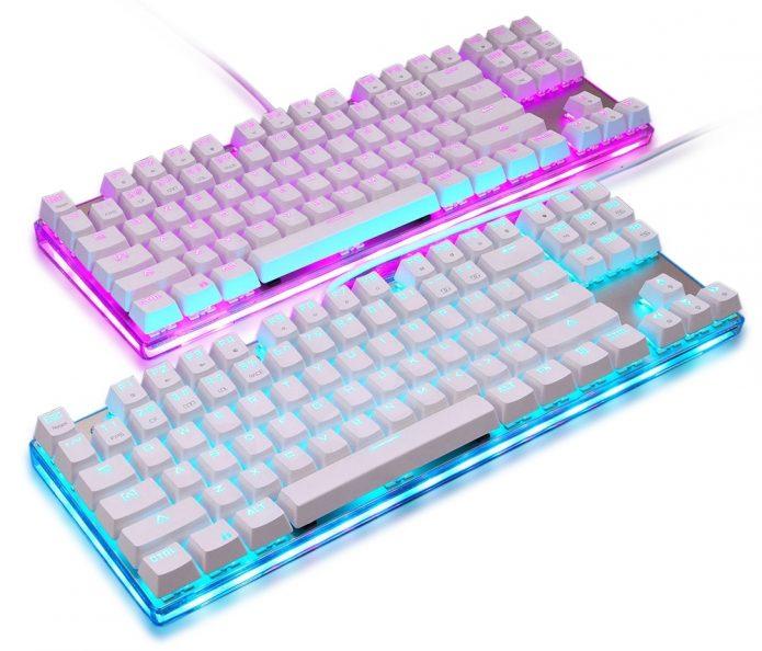 Геймерская клавиатура Motospeed K87S