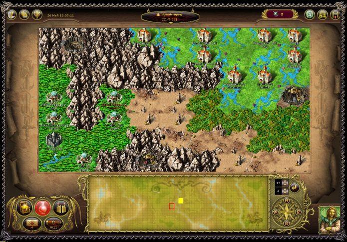 Скриншот игры My Lands