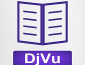Логотип DjVu