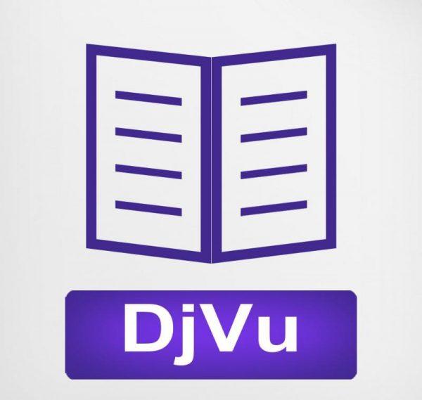 Чем открыть файлы DjVu
