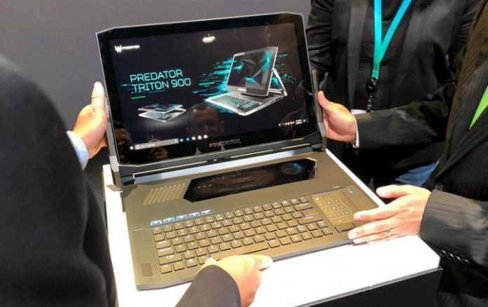 Трансформер Predator Triton 900 от Acer