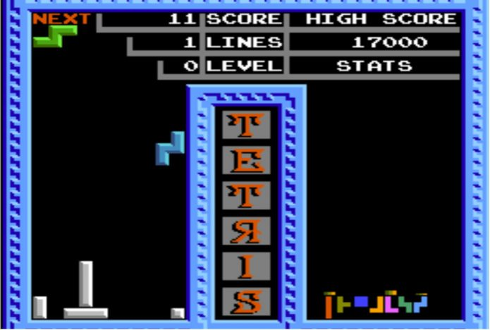 Tetris Денди