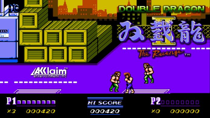 Double Dragon 2 — The Revenge