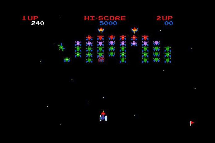 Galaxian игра