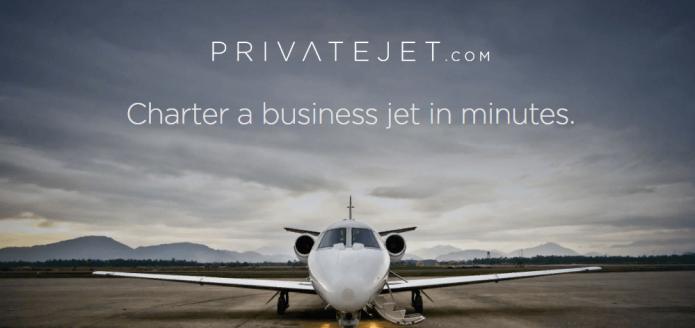 Домен PrivateJet.com