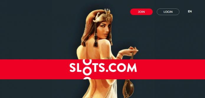 Домен Slots.com