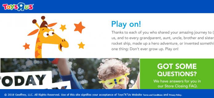 Домен Toys.com