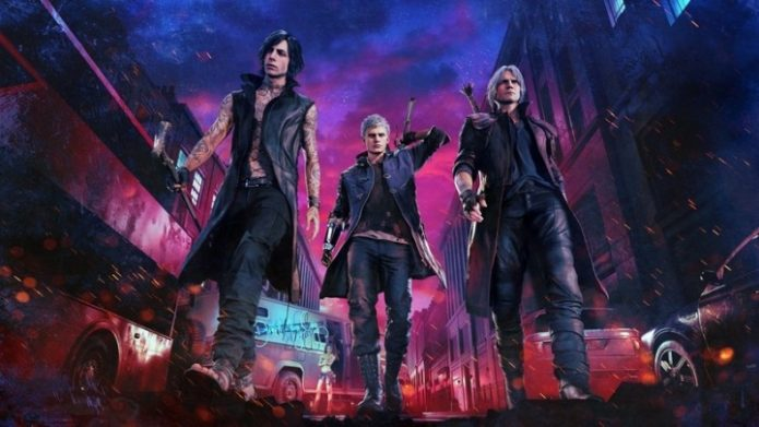 Игра Devil May Cry 5