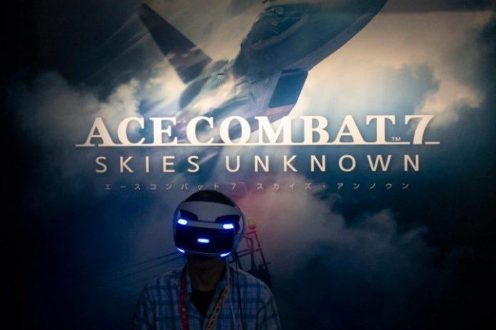Игра Ace Combat 7