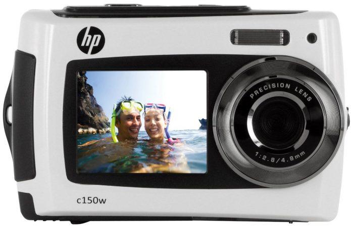 Экшн-камера Hewlett-Packard c150W