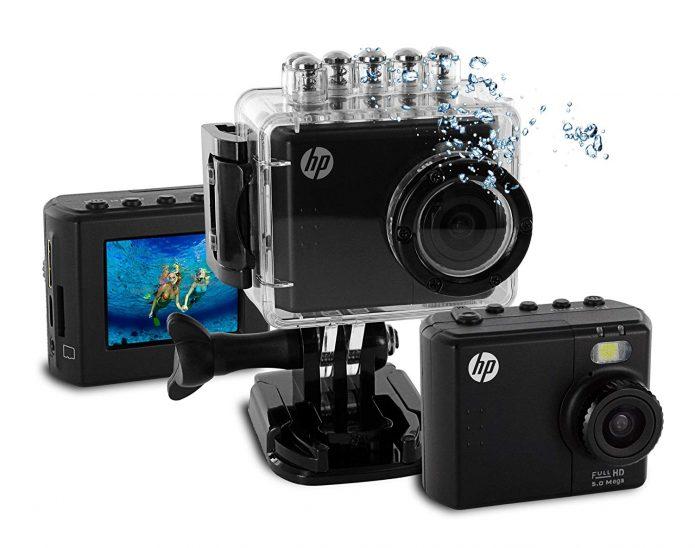 Экшен-камера Hewlett-Packard ac150