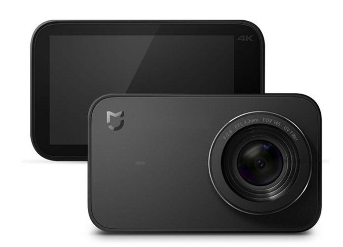 Экшен-камера Xiaomi Mijia 4K