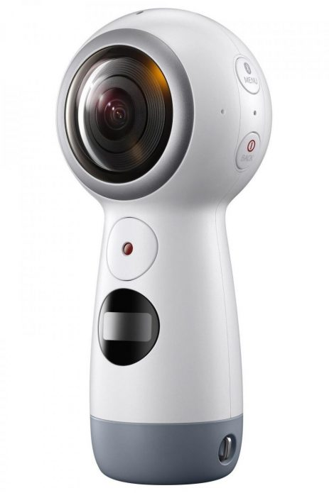 Экшен-камера Samsung Gear 360