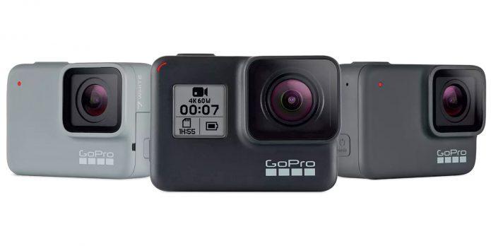 Экшен-камера GoPro HERO7
