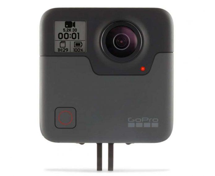 Экшен-камера GoPro Fusion