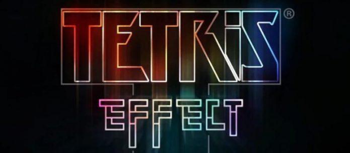 Игра Tetris Effect