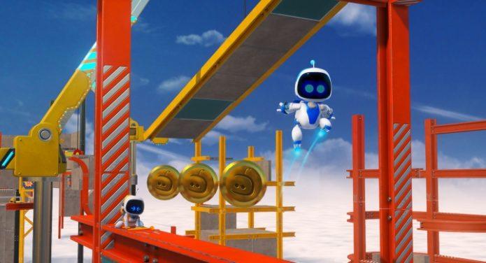 Игра Astro Bot