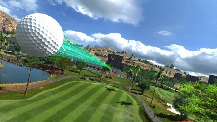 Игра Everybody's Golf VR