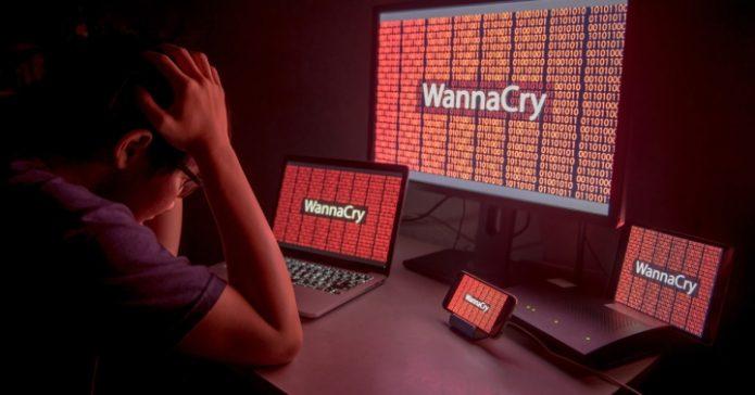 Компьютерный вирус WannaCry