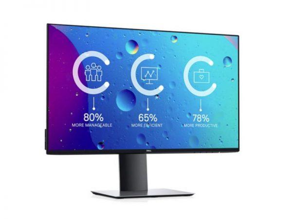 Dell представила 24-дюймовый IPS-монитор UltraSharp U2419HC
