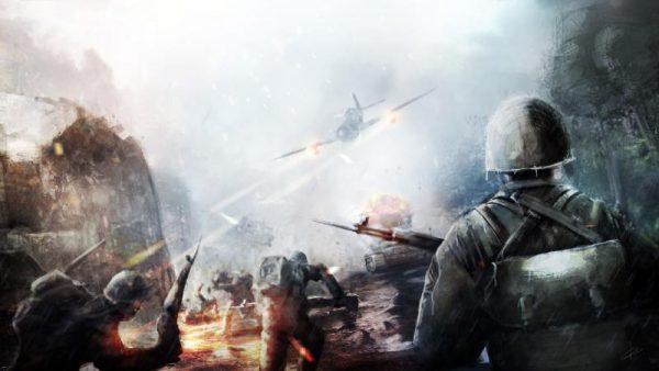 Представлен трейлер одиночной кампании Battlefield V