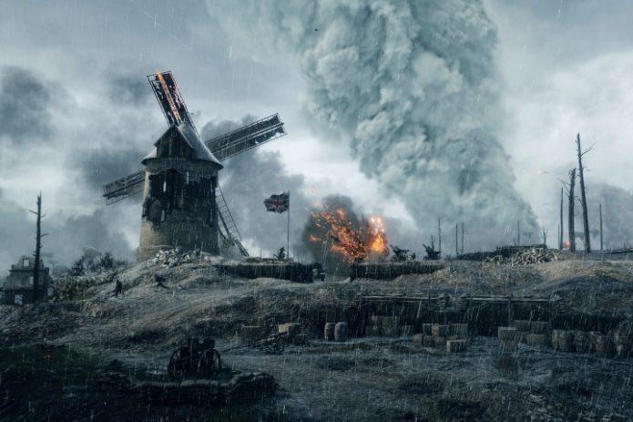 Игра Battlefield 1