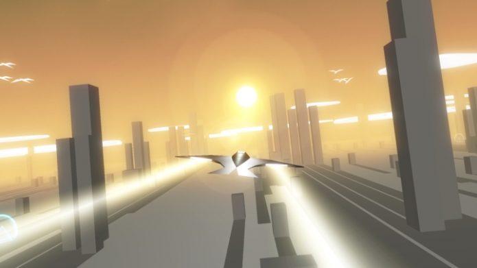 Игра Race the Sun