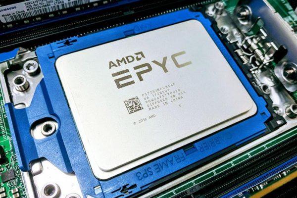 Представлен 16-ядерный серверный процессор AMD Epyc 7371