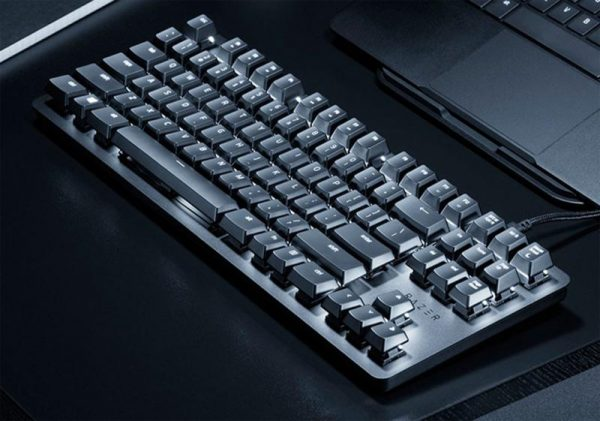 Razer представила компактную механическую клавиатуру BlackWidow Lite