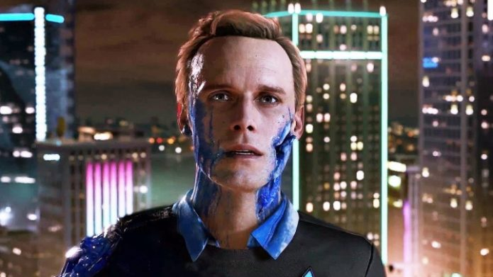 Кадр из игры Detroit: Become Human