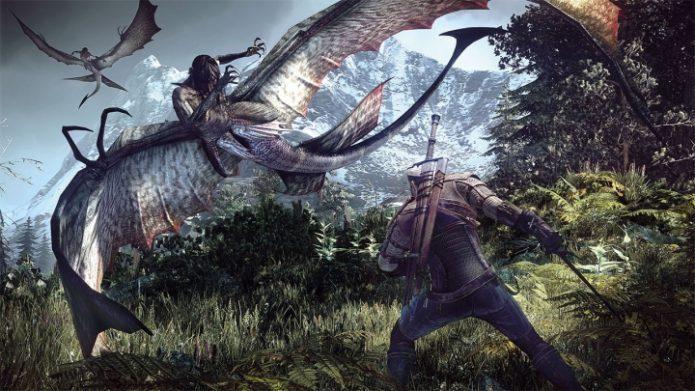 Кадр из игры «Ведьмак 3: Дикая Охота»