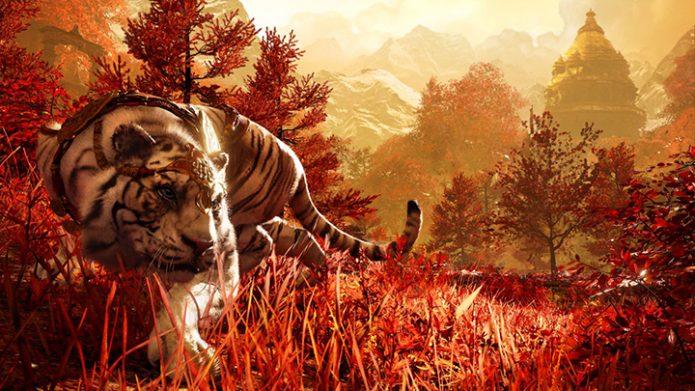 Кадр из игры Far Cry 4