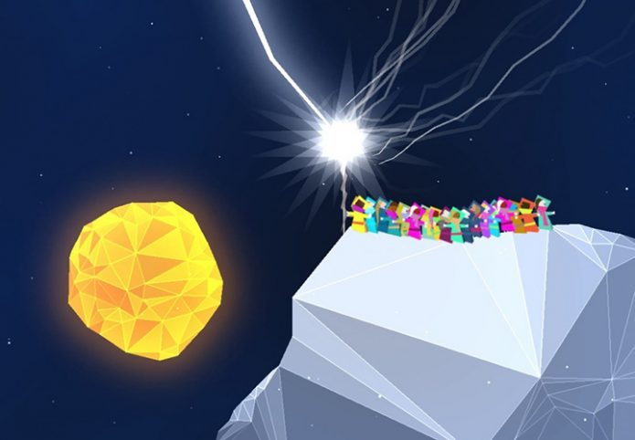 Кадр из игры Kiwanuka