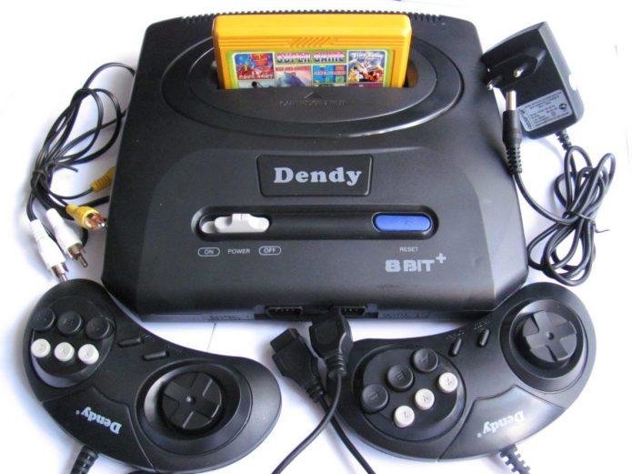 Приставка Dendy