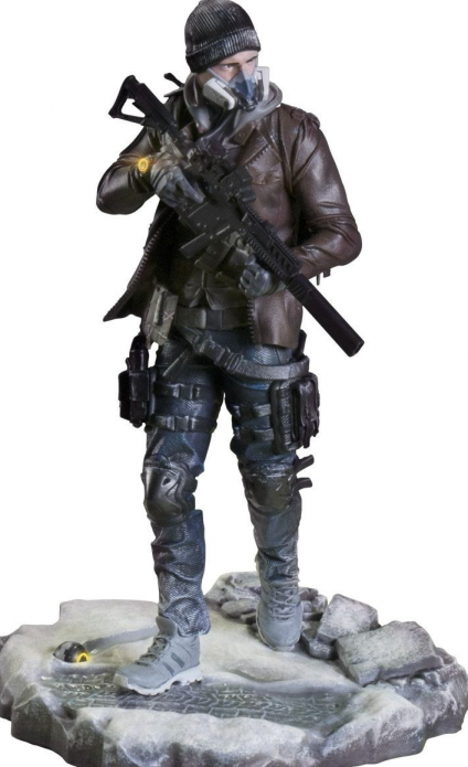 Фигурка персонажа из компьютерной игры