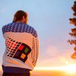 Рождественский свитер Microsoft