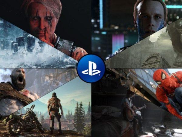 Топ-10 лучших игр для PS 2018