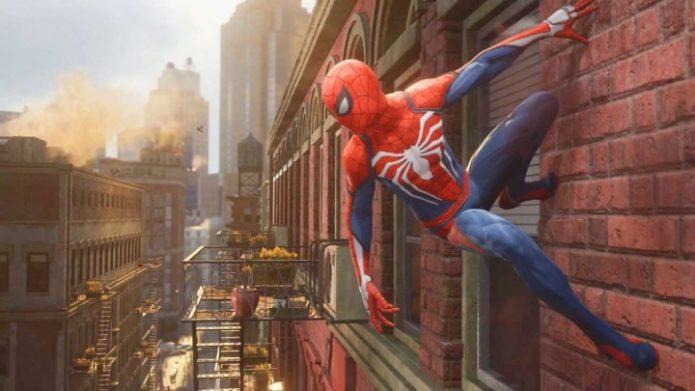 Игра Spider-Man