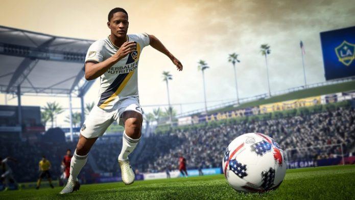 Игра для Xbox 360 FIFA 19