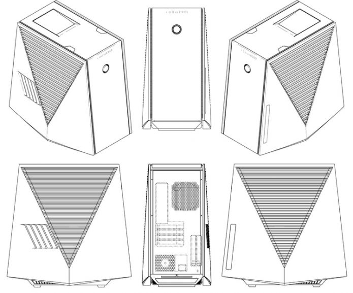 Иллюстрация из патентной заявки LG