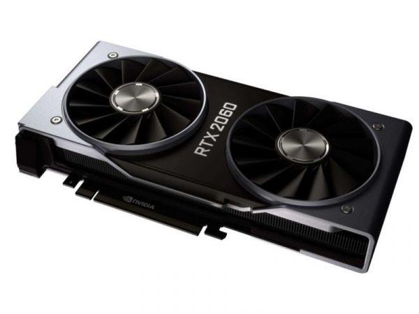 У видеокарты Nvidia GeForce RTX 2060 будет шесть конфигураций памяти
