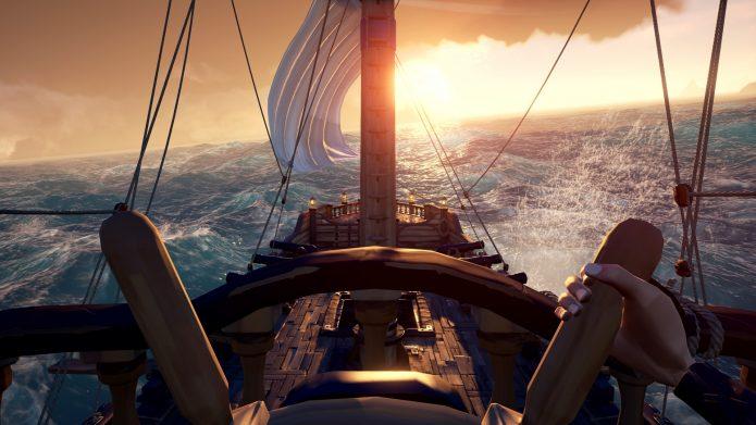 Хорошая кооперативная игра, Sea of Thieves