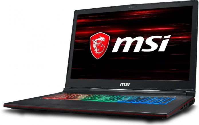 Ноутбук MSI GP73 8RE Leopard