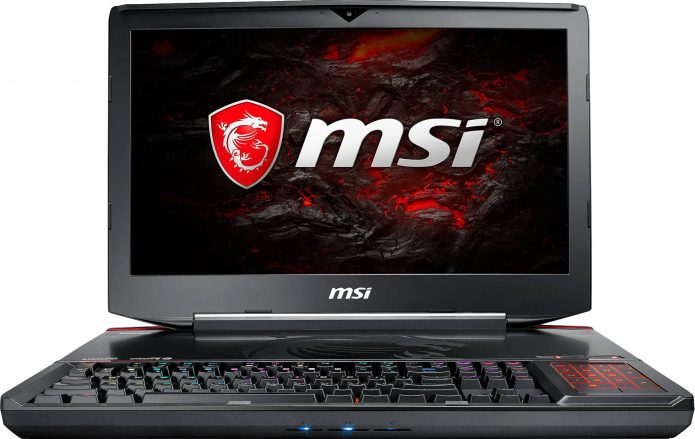 MSI GT83VR 7RE Titan SLI