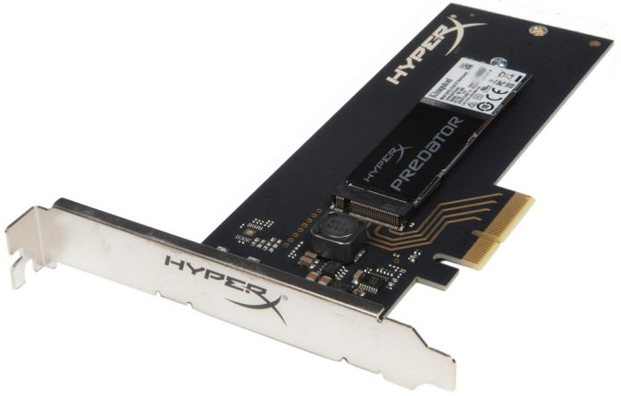 SSD-диск Kingston HyperX Predator