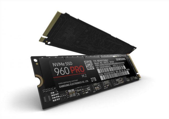 SSD-диск Samsung 960 pro