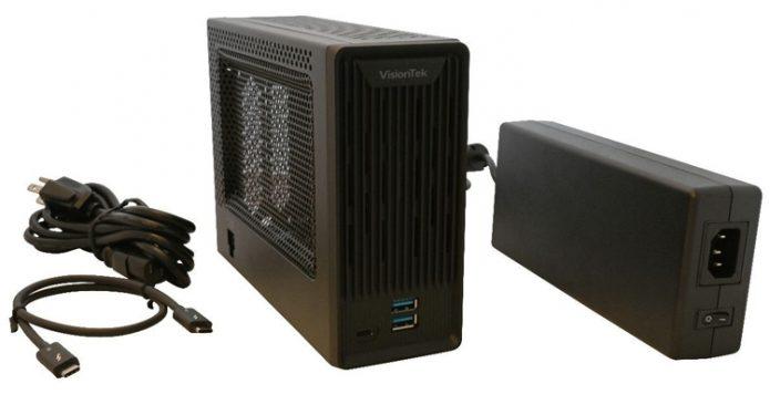 VisionTek Thunderbolt 3 Mini eGFX