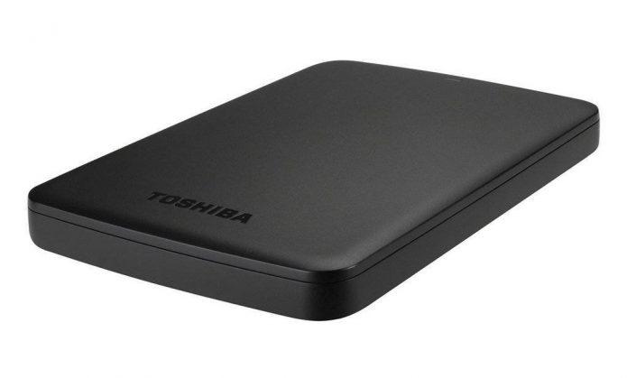 Внешний жесткий диск Toshiba Canvio Basics 2.5