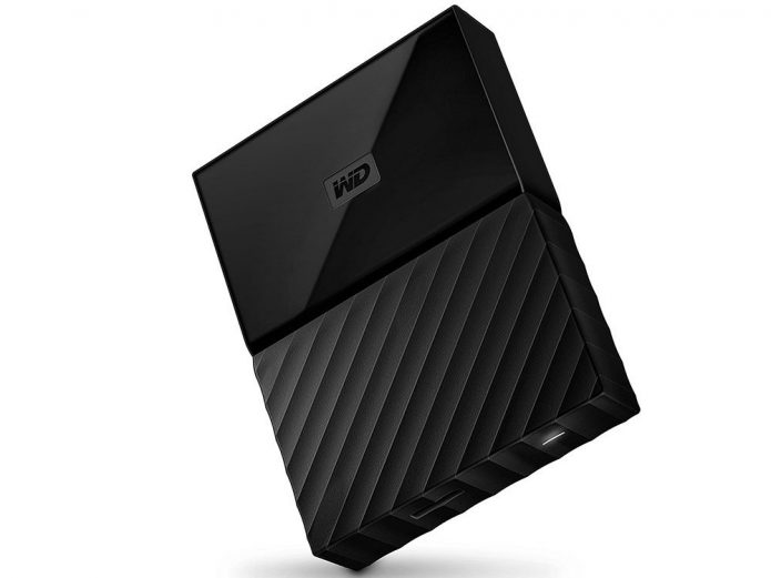 Жесткий диск Western Digital My Passport