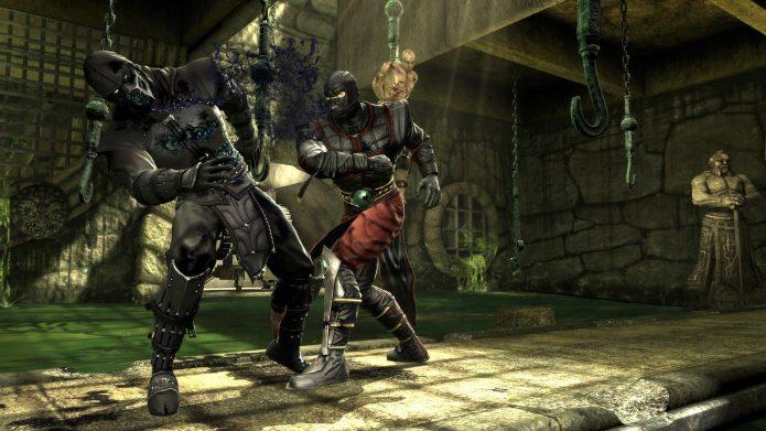 Mortal Kombat 2011 года